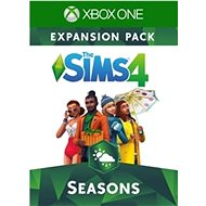 THE SIMS 4: SEASONS - Xbox One Digital - Gaming Accessory