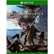 Monster Hunter: World - Xbox One Digital - Hra pro konzoli