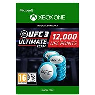 UFC 3: 12000 UFC Points - Xbox One Digital - Gaming Accessory