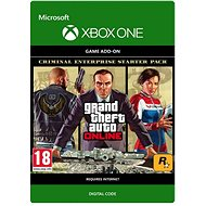Grand Theft Auto V: Criminal Enterprise Starter Pack - Xbox One Digital - Gaming Accessory
