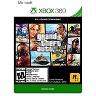 Grand Theft Auto V - Xbox 360 Digital - Console Game