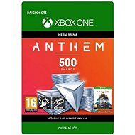 Anthem: 500 Shards Pack - Xbox One Digital