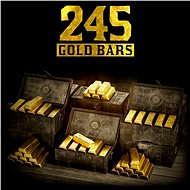Gaming Accessory Red Dead Redemption 2: 245 Gold Bars - Xbox One Digital - Herní doplněk
