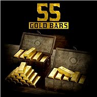 Gaming Accessory Red Dead Redemption 2: 55 Gold Bars - Xbox One Digital - Herní doplněk