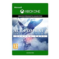 Ace Combat 7: Skies Unknown: Season Pass - Xbox One Digital - Herní doplněk