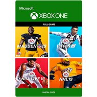EA Sports 19 Bundle - Xbox One Digital - Hra pro konzoli