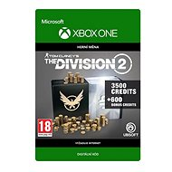Tom Clancy's The Division 2: 4100 Premium Credits Pack - Xbox One Digital - Gaming Accessory