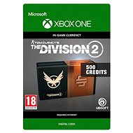 Tom Clancy's The Division 2: 500 Premium Credits Pack - Xbox One Digital