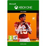 Madden NFL 20: Standard Edition - Xbox One Digital - Console Game