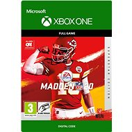 Madden NFL 20: Superstar Edition - Xbox One Digital - Console Game