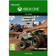 Monster Jam Steel Titans - Xbox One Digital - Console Game