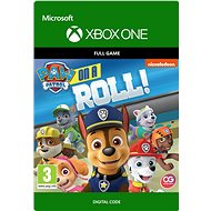 Paw Patrol: On a Roll - Xbox One Digital - Console Game