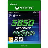 NHL 20: ULTIMATE TEAM NHL POINTS 5850 - Xbox One Digital - Gaming Accessory