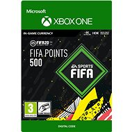 FIFA 20 ULTIMATE TEAM FIFA POINTS 500 - Xbox One Digital - Gaming Accessory