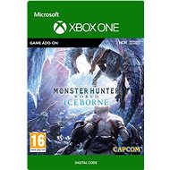 Monster Hunter World: Iceborne - Xbox One Digital - Herní doplněk