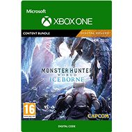 Monster Hunter World: Iceborne Digital Deluxe Edition - Xbox One Digital - Console Game