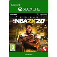 NBA 2K20: Digital Deluxe - Xbox One Digital - Console Game