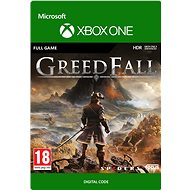 GreedFall - Xbox One Digital - Console Game