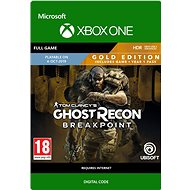 Tom Clancy's Ghost Recon Breakpoint Gold Edition - Xbox One Digital - Console Game