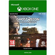 Tom Clancy's Ghost Recon Breakpoint: Year 1 Pass - Xbox One Digital - Gaming Accessory