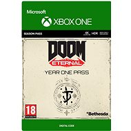 Doom Eternal: One Year Pass - Xbox One Digital - Gaming Accessory