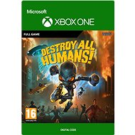 Destroy All Humans - Xbox One Digital - Console Game