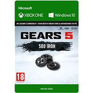 Gears 5: 500 Iron - Xbox One Digital - Gaming Accessory