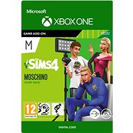 The Sims 4: Moschino Stuff Pack - Xbox One Digital - Console Game