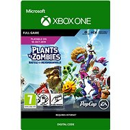 Plants vs. Zombies: Battle for Neighborville: Standard Edition - Xbox One Digital