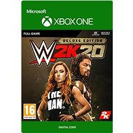 WWE 2K20 Deluxe Edition - Xbox One Digital - Console Game