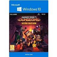Minecraft Dungeons: Hero Edition - Windows 10 Digital - PC Game