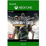 Tom Clancy's Rainbow Six Siege - Year 5 Gold Edition - Xbox One Digital - Console Game