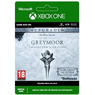 The Elder Scrolls Online: Greymoor Collector's Edition Upgrade - Xbox One Digital - Gaming Accessory