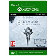 The Elder Scrolls Online: Greymoor Collectors Edition - Xbox One Digital - Console Game