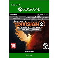 Tom Clancy's The Division 2: Warlords of New York Ultimate Edition - Xbox One Digital - Console Game