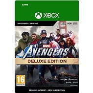 Marvels Avengers Deluxe Edition - Xbox One Digital - Console Game