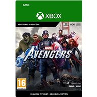 Marvels Avengers - Xbox One Digital - Console Game