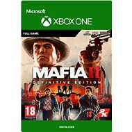 Mafia II Definitive Edition - Xbox One Digital - Console Game