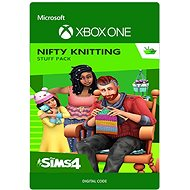 The Sims 4: Nifty Knitting - Xbox One Digital - Gaming Accessory