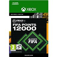 FIFA 21 ULTIMATE TEAM 12000 POINTS - Xbox One Digital - Gaming Accessory