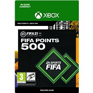 FIFA 21 ULTIMATE TEAM 500 POINTS - Xbox One Digital - Gaming Accessory