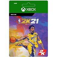 NBA 2K21: Mamba Forever Edition - Xbox One Digital - Console Game