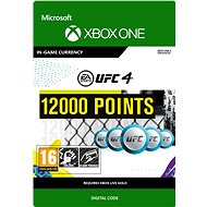 UFC 4: 12000 UFC Points - Xbox One Digital - Gaming Accessory