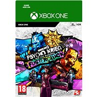 Borderlands 3: Psycho Krieg and the Fantastic Fustercluck - Xbox One Digital - Gaming Accessory