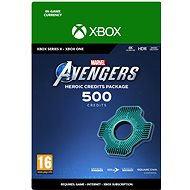 Marvels Avengers: 500 Credits Package - Xbox One Digital