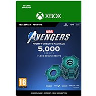 Marvel's Avengers: 6,000 Credits Package - Xbox One Digital - Gaming Accessory