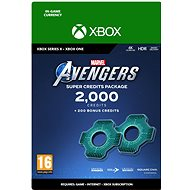 Marvels Avengers: 2,200 Credits Package - Xbox One Digital - Gaming Accessory