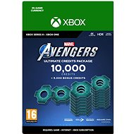Marvels Avengers: 13,000 Credits Package - Xbox One Digital - Gaming Accessory