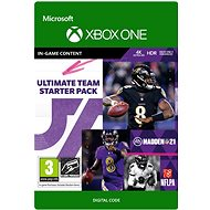 Madden NFL 21: MUT Starter Pack - Xbox One Digital - Gaming Accessory