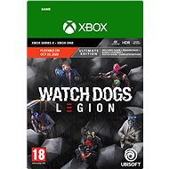 Watch Dogs Legion Ultimate Edition (Pre-Order) - Xbox Digital - Console Game